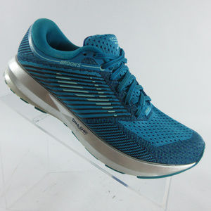 Brooks Levitate Blue/Silver Running Shoes